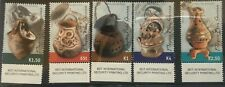 Papua New Guinea 2003 Clay Pots MNH