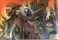 "Code Vein Poster GameStop 36x24"" Brand New Promo Poster Rare NEW! Still Rolled!"