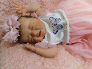 REBORN ODESSA BY LAURA LEE EAGLES, most beautiful newborn baby