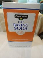 Pure BAKING SODA 4 lb Box Unscented Sodium Bicarbonate 64 oz