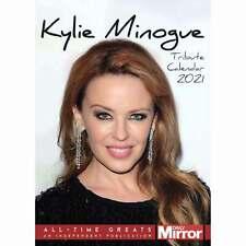 Kylie Minogue Unofficial A3 Calendar 2021