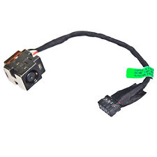 FOR HP Pavilion G7-2000 G7-2281nr 661680-302 DC POWER JACK PLUG W/ CABLE