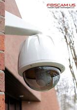 Foscam Outdoor Waterproof Dome Enclosure for Indoor FI9826P FI9821p Cameras