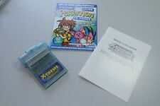 Action Replay Xtreme Special Edition Pokemon cristal Crystal Gameboy Color