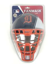 Detroit Tigers MLB Fan Baseball Catchers Face Mask Foamheads Licensed One Size