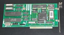 BXD06 MFM had disk drive controller card for vintage PC XT 8-bit ISA computer