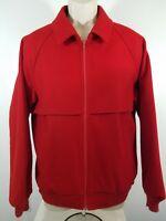 Pendleton Wool Coat Red Size Medium 1920