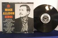 Mose Allison Sings The Seventh Son, Prestige Records PRST 7279, 1963 Jazz Post
