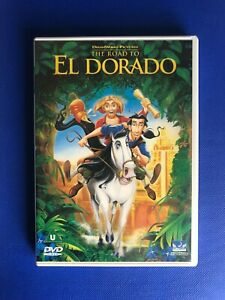 The Road to El Dorado   Childrens/Kids DVD   Fun Animated Movie   Fast Dispatch