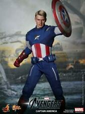 Hot Toys MMS174 Avengers Captain America sixth scale figure