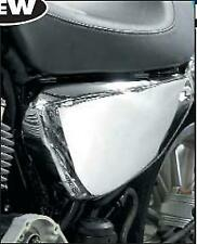 Chrome Battery cover to fit Harley-Davidson XL Sportster 2004-2009 301016