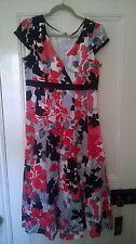 M&S per una beautiful party dress size 12 Long Tall