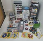 Massive 150+ Video Game Lot - PS2 PS3 Wii Xbox Nintendo DS Game Cube Gameboy