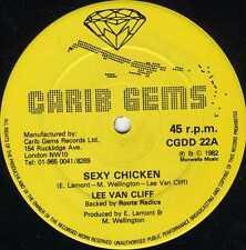 "carib gems 12"":LEE VAN CLIFF-sexy chicken (produced by the Morwells) (hear)"