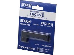 Original Epson ERC-05B Ribbon Colour Ribbon Genuine Sweda Laser Printer L 20