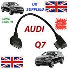 AUDI Q7 ami mmi 4f0051510k (largo) iphone ipod cable repuesto