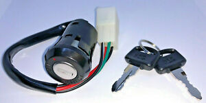 Zündschloss Ignition lock switch Honda CB 50 CY 50 XL 50 XL 80 2 Schlüssel NEU