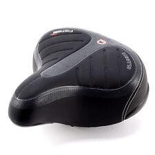 Large vélo gel comfort soft suspension printemps Selle VTT siège rembourré