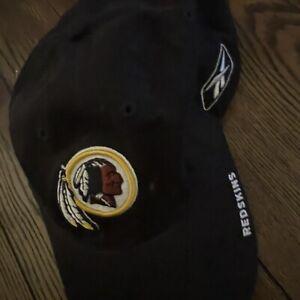 Washington Redskins NFL Reebok Adjustable Hook And Loop Fed Ex Hat NWT