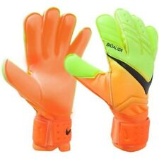 NIKE SPYNE pro GK GLOVE Soccer Goalie Glove (Orange/Yellow)  GS0346