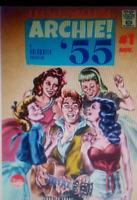 ARCHIE 1955 #1 EXCLUSIVE PEREIRA ELVIS PRESLEY HOMAGE IN HAND VARIANT LTD 250!