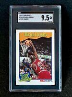 1991 Hoops Active Leader #536 Michael Jordan SGC 9.5
