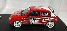 Racing 43 1:43 Citroen Saxo Kit Car Vieffecorse Rally Sanremo 2002 #51