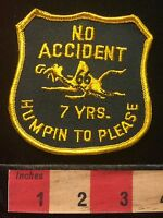 Campbell 66 Express Inc. Truck Patch 7 Years No Accident Missouri Trucking 68PP