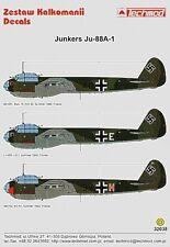 Techmod 1/32 Junkers Ju 88A-1 # 32038