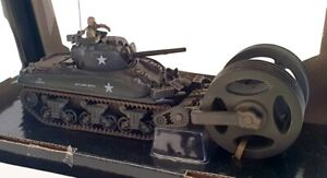Forces Of Valor 1/72 Scale 85024 - US M4A1 Sherman Tank - Normandy 1944