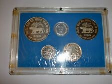 "INDIA- 4 COIN PROOF SET-""RESERVE BANK OF INDIA-GOLDEN JUB.""-1985-RS.100,10,2&50P"