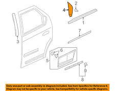 Buick GM OEM 02-07 Rendezvous Exterior-Rear-Applique Window Trim Left 10421099