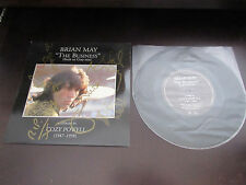 """Brian May The Business EU 7 inch Vinyl Single Signd Copy Cozy Powell 7"""" Queen"""