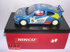 NINCO 50134 RENAULT MEGANE KIT VOITURE #5 DIAC BUGALSKI-CHIARONI MB