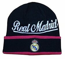 Real Madrid Style Beanie (Style 04 - Script)