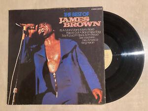 James Brown The Best James Brown Original Vinyl LP