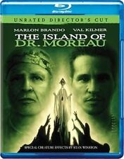 Island of Dr Moreau With Val Kilmer Blu-ray Region 1 883929223039