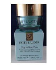 ESTEE Lauder NIGHTWEAR PLUS Anti-Oxidant NIGHT DETOX Cream Creme 5ml NIB