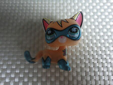 LPS Littlest Pet Shop SAN DIEGO Comic Con Masked Superhero CAT CHAT N° # KITTY