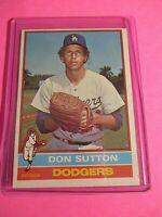 1976 Topps #530 Don Sutton Los Angeles Dodgers NrMt High Grade