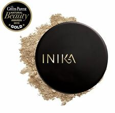 New Inika Patience Mineral Foundation Certified Organic Makeup SPF 25+