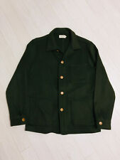 Taylor Stitch The Ojai Jacket in Olive Wool