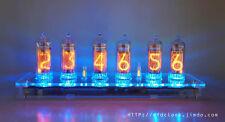 Pluggable-Static-drv V1.2.1-Usb Powered In-14 6-Tube Nixie Clock-Nixie Tube Era
