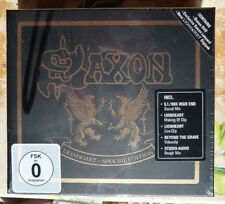 Saxon - Lionsheart Special Edition Incl. 5.1 96K High End Mix - Making Of Clip L