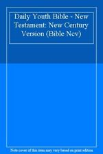 Daily Youth Bible - New Testament: New Century Version (Bible Ncv),
