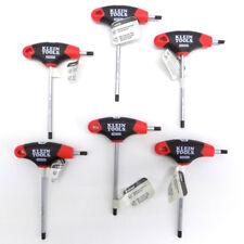 (Lote de 6) Nuevo Klein Tools JTH4E11 3/40.6cm X 10.2cm Mango en T Llaves