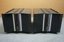 - PAIR -  KRELL 250Mc POWER AMPLIFIERS w/ REMOTE CONTROL