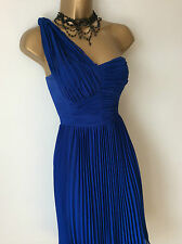 Coast stuning royal blue ciara dress sz 14 Vgc