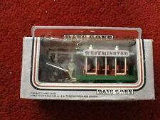 LLEDO - DAYS GONE - HORSE DRAWN TRAM - WESTMINSTER - BOXED WITH FIGURES