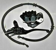 ROYAL ENFIELD FRONT DISC BRAKE MASTER CYLINDER WITH CALIPER & DISC PIPE 39''
